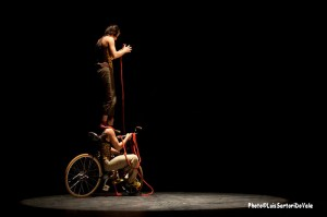"EXIT2011,compagnie ""cirque tandem"" pour velo-acrobates.com"